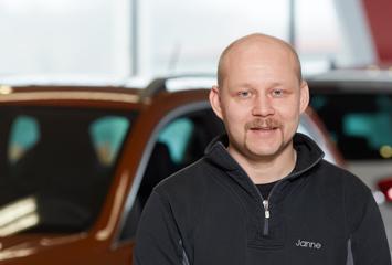 Janne Tumelius